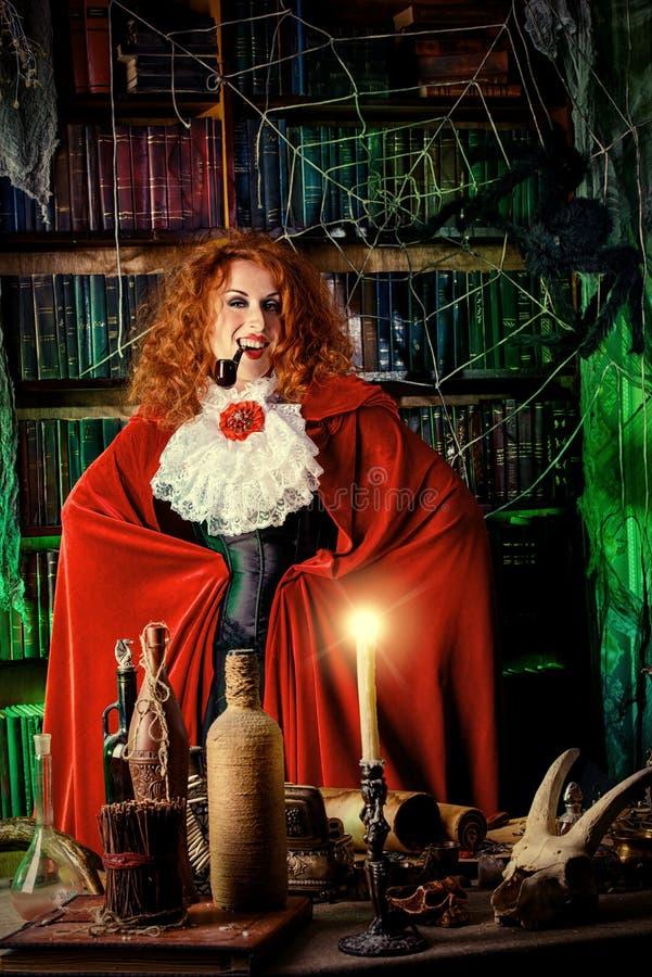 Логово Wizarding стоковая фотография