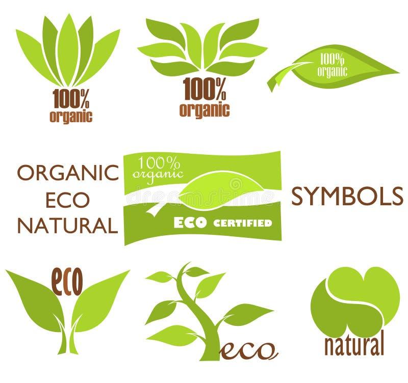 логосы eco бесплатная иллюстрация