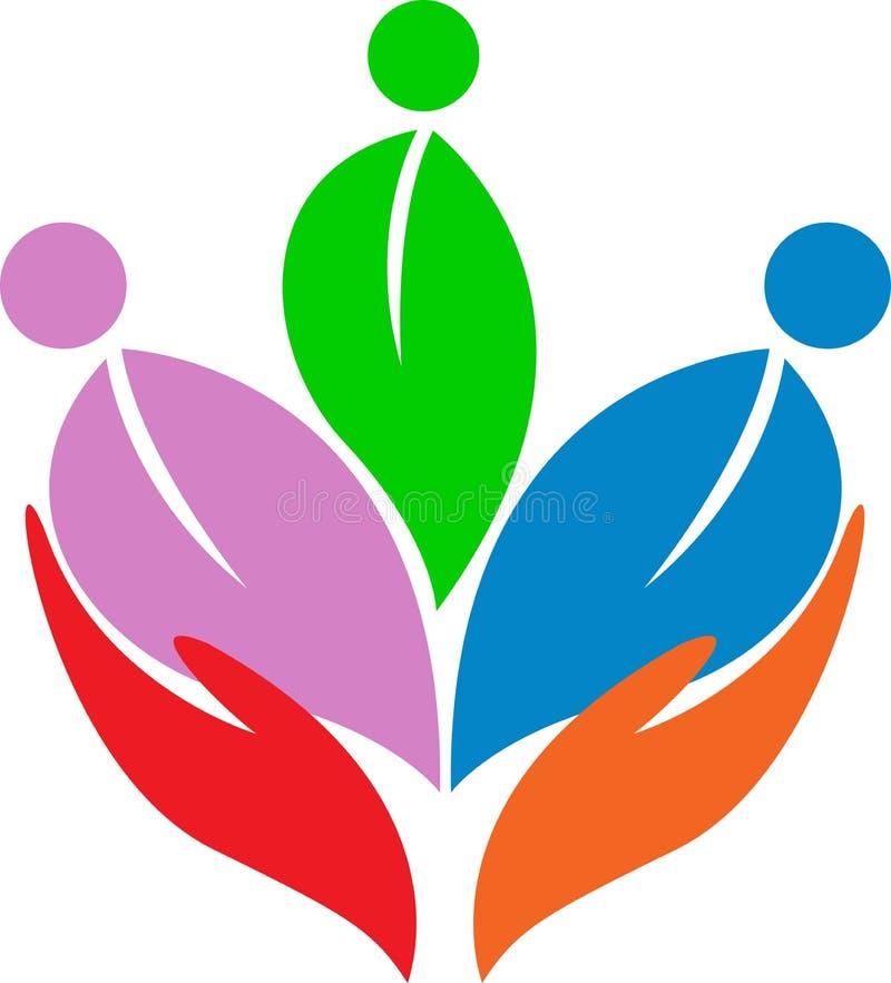 Логос внимательности бесплатная иллюстрация