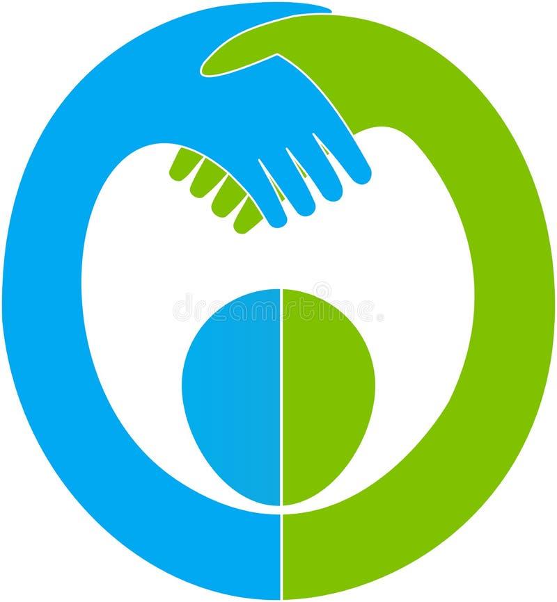 Логос доверия бесплатная иллюстрация
