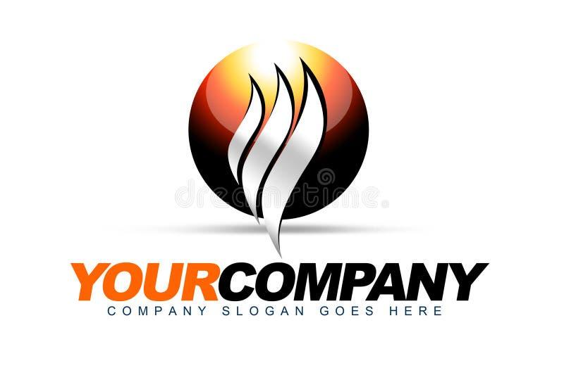 Логос жары сферы
