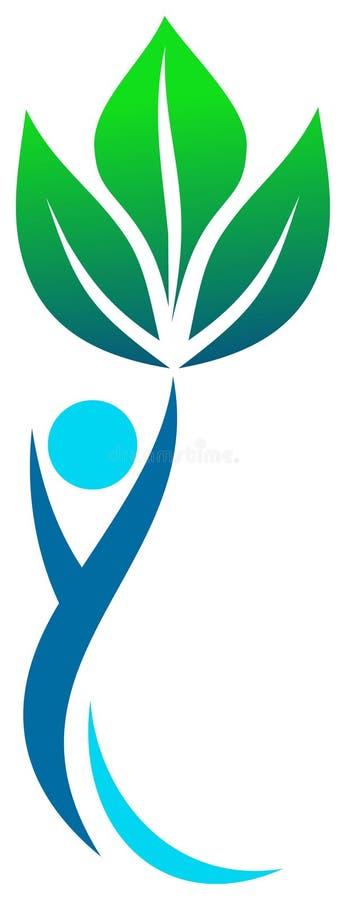 логос земледелия иллюстрация штока