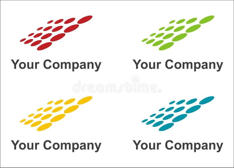 логос обшивает панелями солнечное иллюстрация вектора
