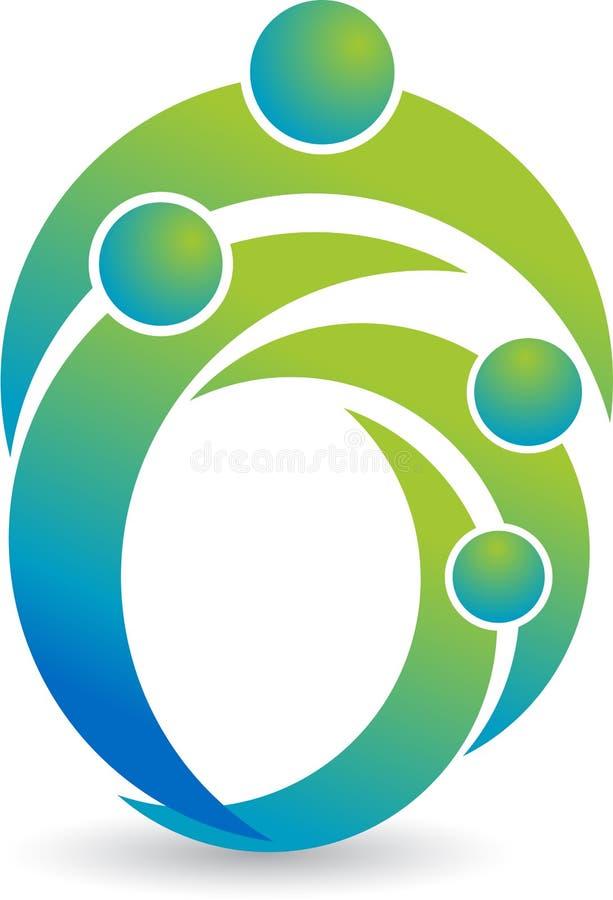 Логос пар бесплатная иллюстрация