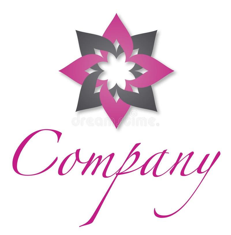 логос цветка