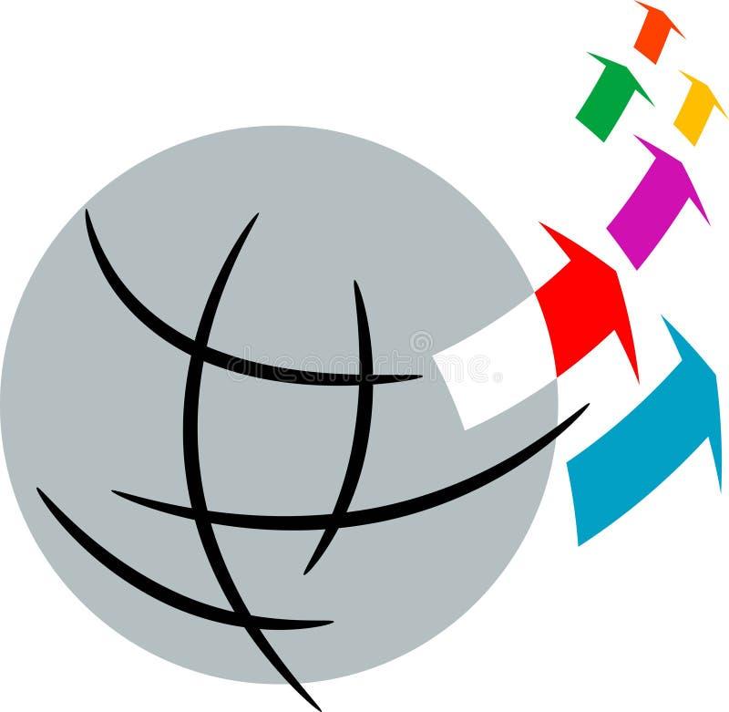 логос glob бесплатная иллюстрация