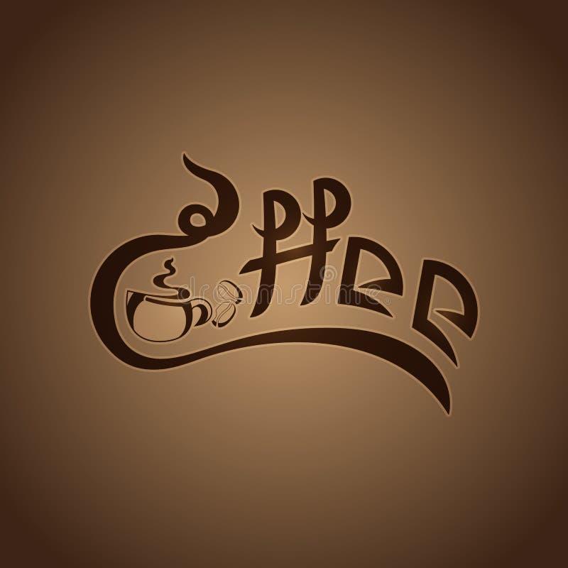 Логотипы кофейни стоковые фото