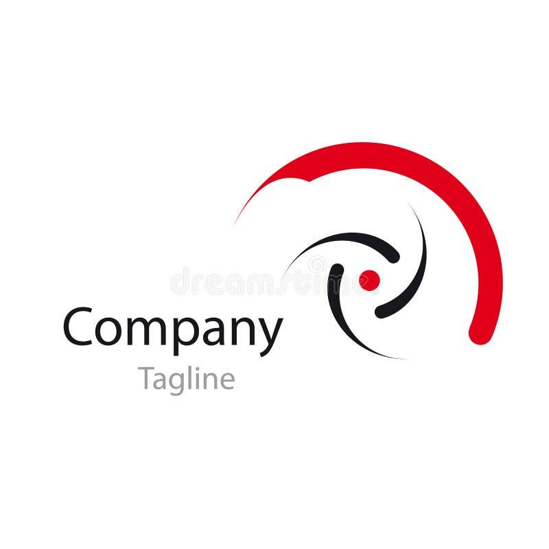 Логотип автомобиля икона также вектор иллюстрации притяжки corel бесплатная иллюстрация