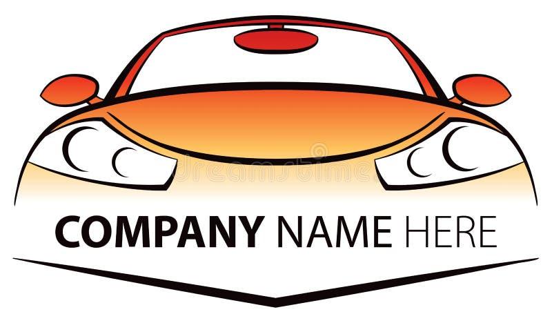 Логотип автомобиля иллюстрация штока