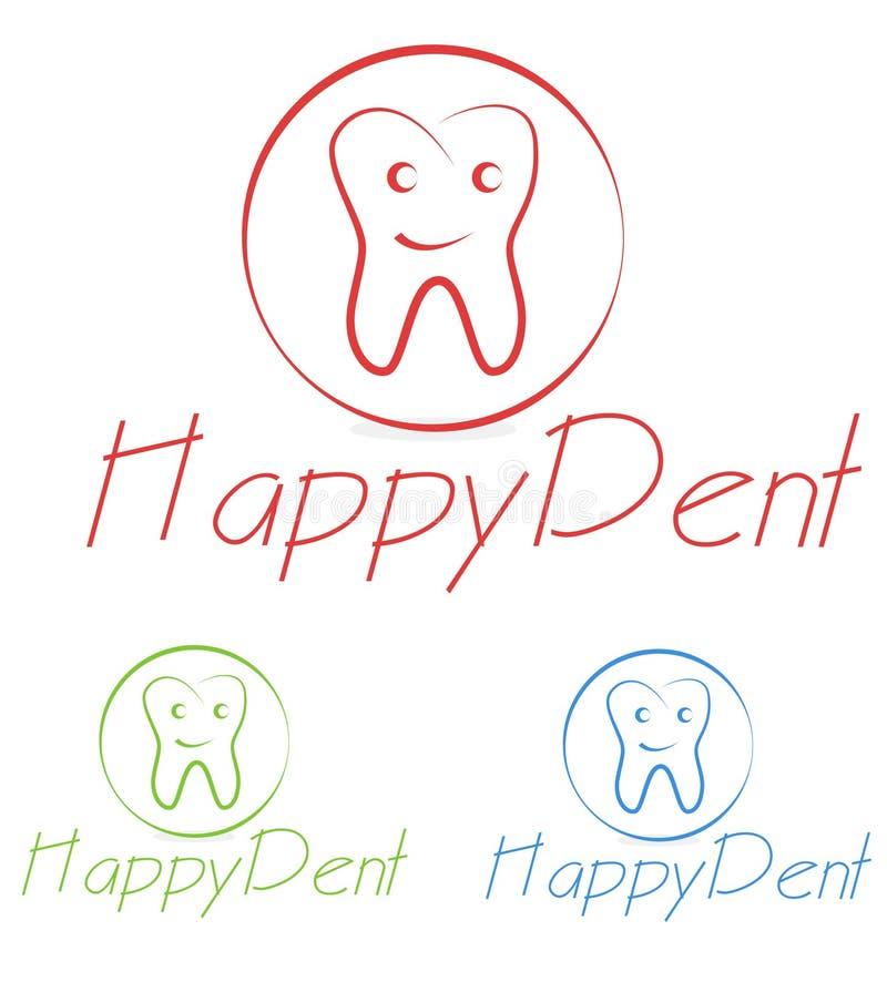 Логотип дантиста бесплатная иллюстрация