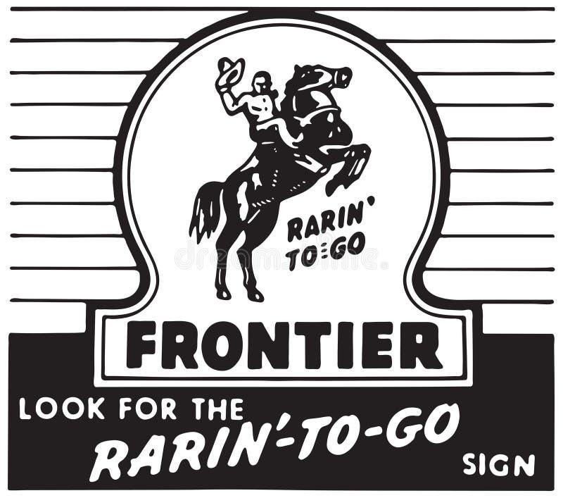 Логотип границы бесплатная иллюстрация