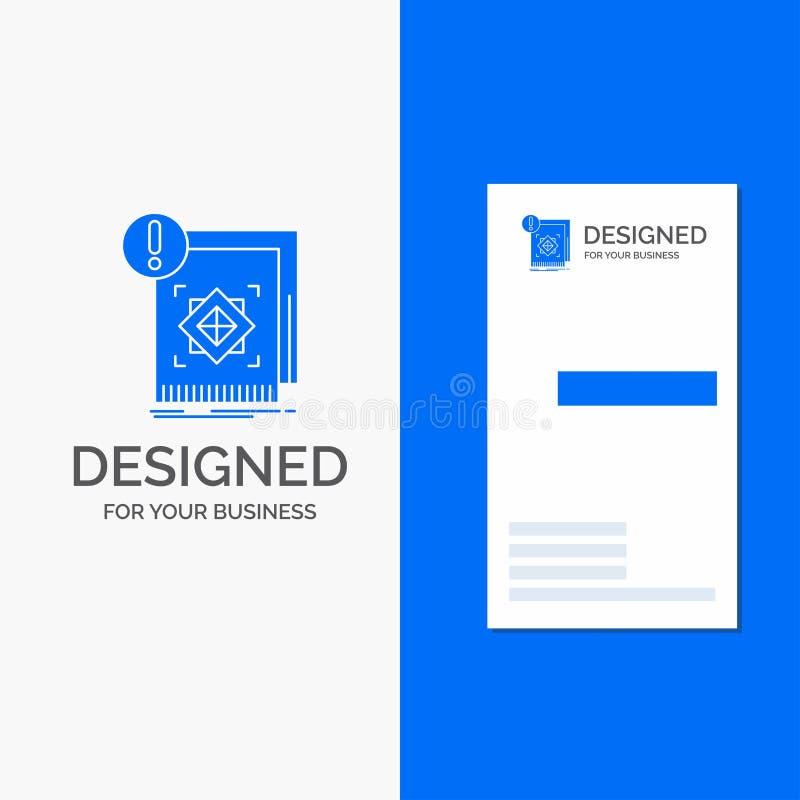 Логотип дела для структуры, стандарта, инфраструктуры, информации, сигнала тревоги r иллюстрация вектора