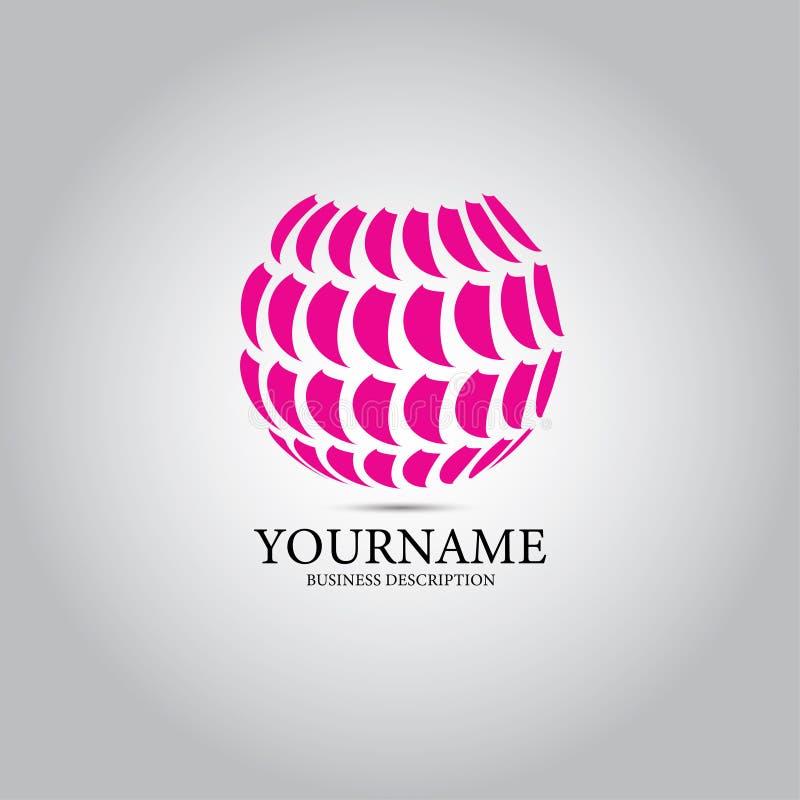 Логотип дизайна мира ветрила бесплатная иллюстрация