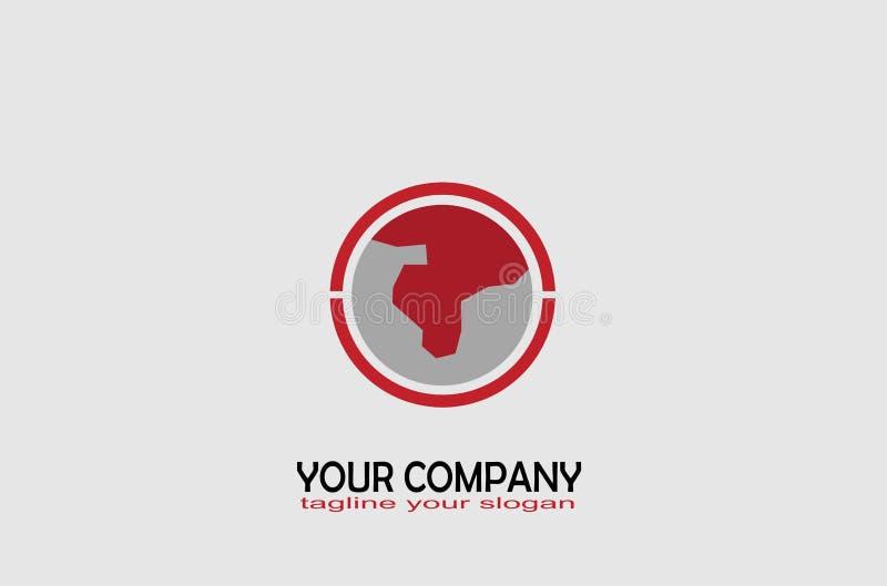 Логотип значка земли бесплатная иллюстрация