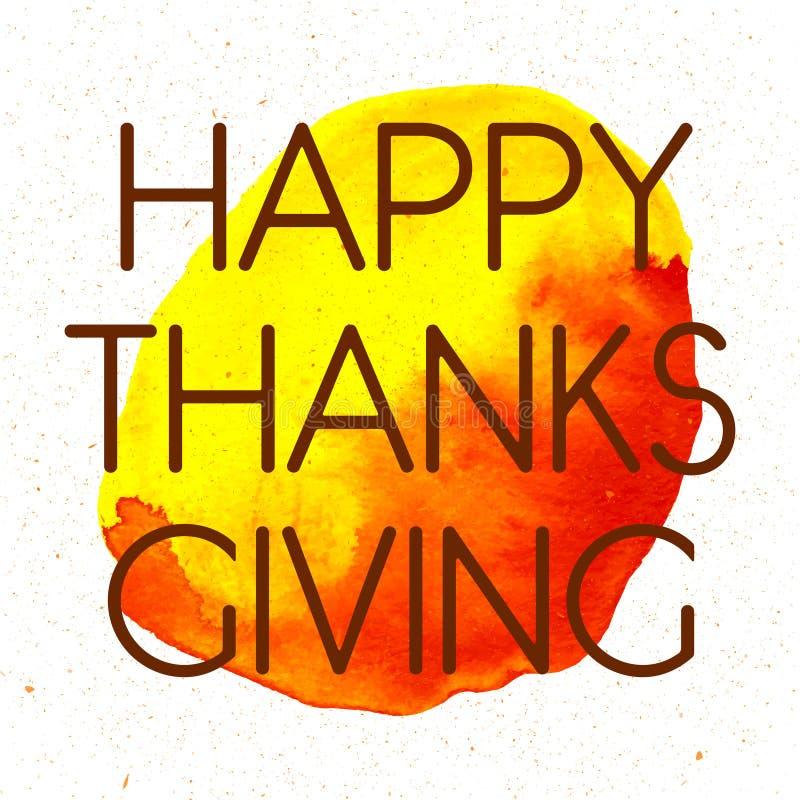 Логотип, значок и значок официальный праздник в США в память первых колонистов Массачусетса стиля дизайна акварели счастливые стоковая фотография rf