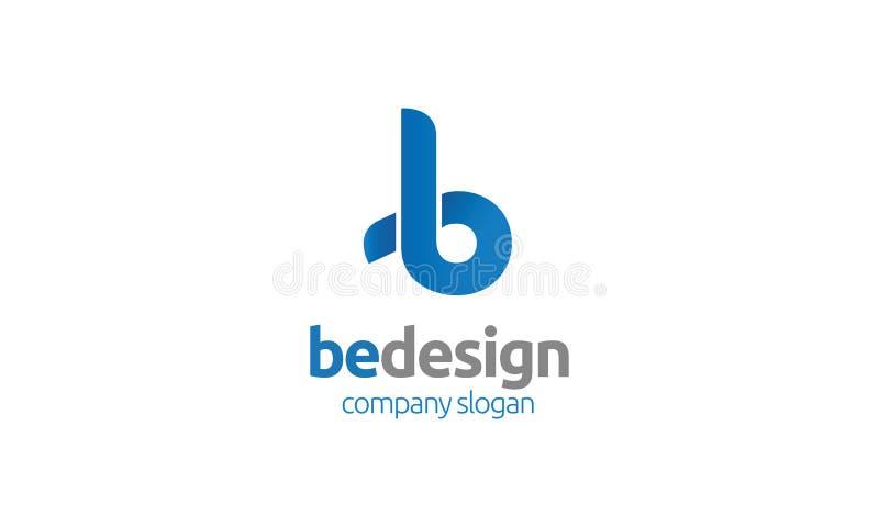 Логотип дизайна иллюстрация штока