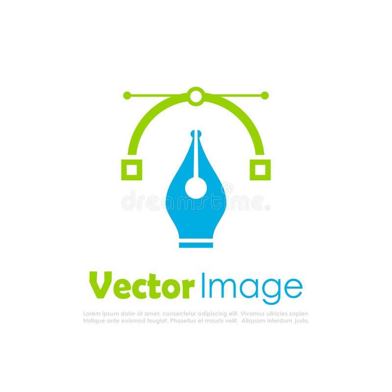 Логотип изображения вектора иллюстрация штока