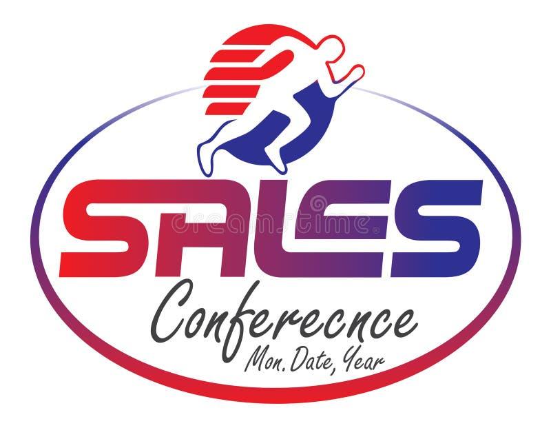 Download Логотип конференции продаж иллюстрация штока. иллюстрации насчитывающей цветасто - 37928074