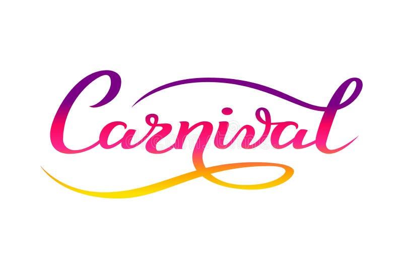 Логотип литерности масленицы руки вычерченный, значок, значок Партия, карта плаката masquerade, приглашение Торжество украшает зн иллюстрация штока