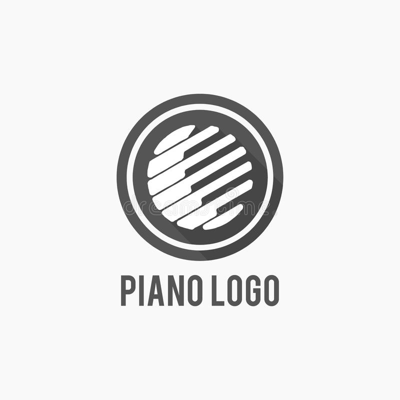 Логотип музыки стоковые фото
