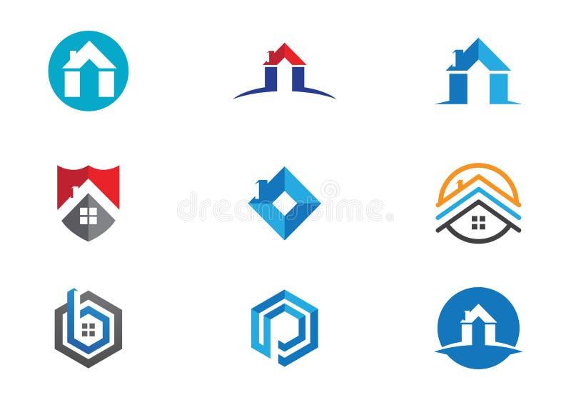 Логотип дома и здания