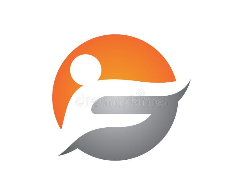 Логотип письма f бесплатная иллюстрация