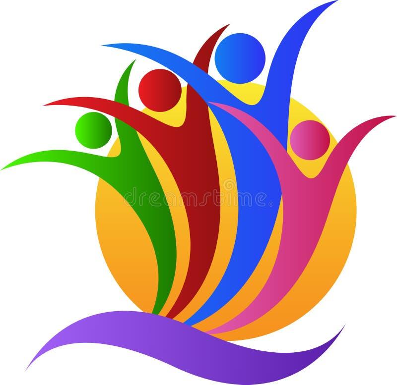 Логотип призрения бесплатная иллюстрация