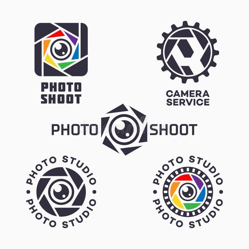 Логотип фото бесплатная иллюстрация