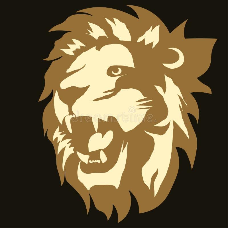 Логотип льва вектор бесплатная иллюстрация