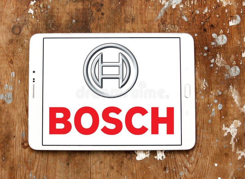 Логотип Bosch стоковая фотография rf
