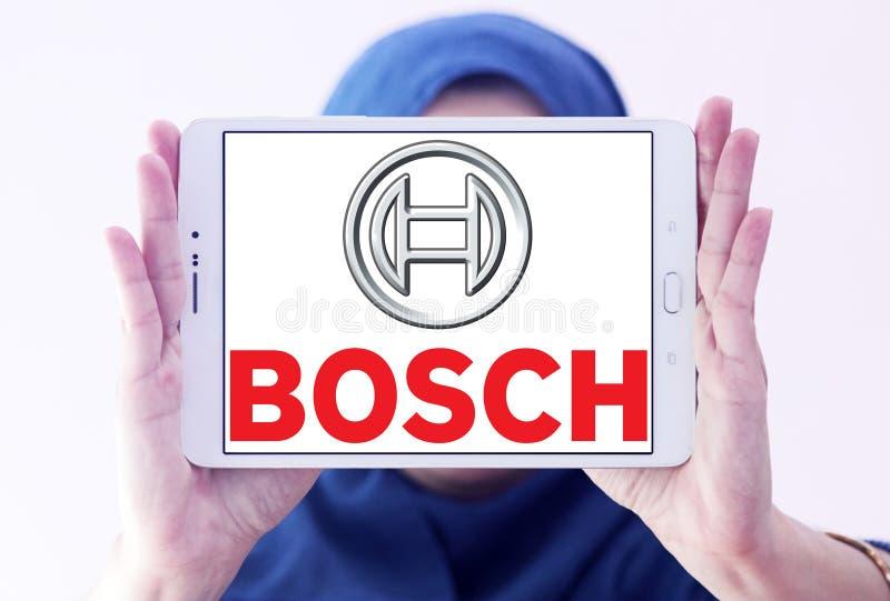 Логотип Bosch стоковое фото rf