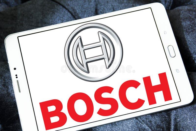 Логотип Bosch стоковые фотографии rf