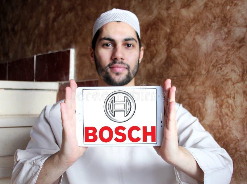 Логотип Bosch стоковое изображение