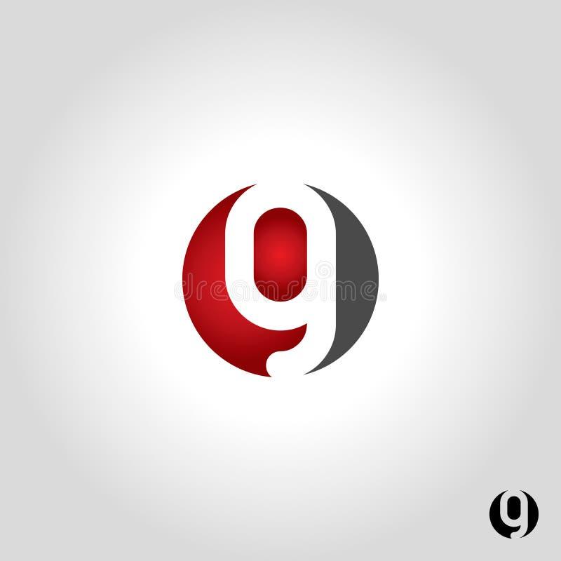 Логотип g письма бесплатная иллюстрация