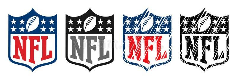 Логотип Nfl бесплатная иллюстрация