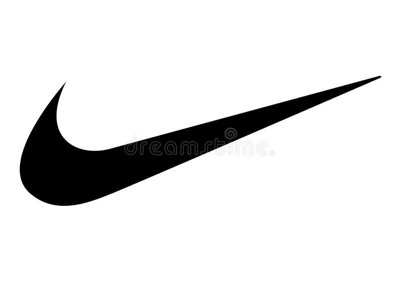 Логотип Nike бесплатная иллюстрация