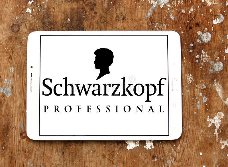 Логотип Schwarzkopf стоковое изображение
