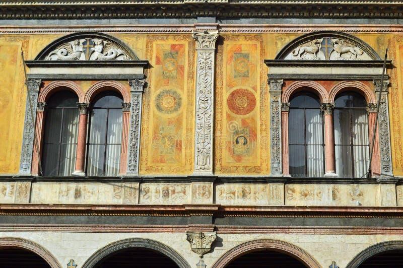 Лоджия del Консиглио на Signori Вероне dei аркады - 5 стоковое фото rf