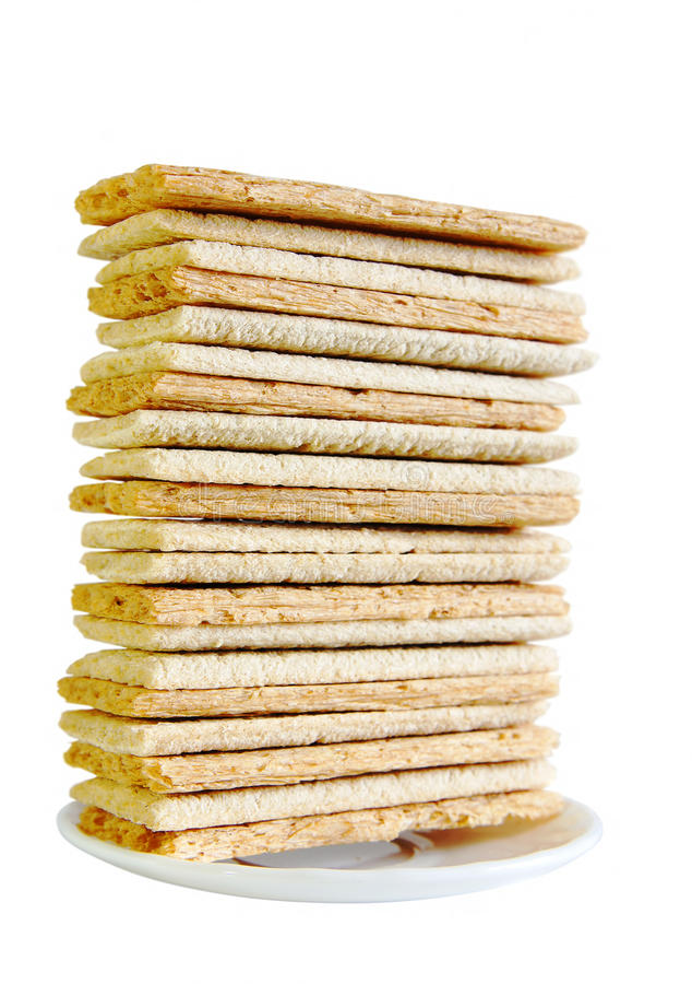 ломтики завтрака хлеба стоковые фото