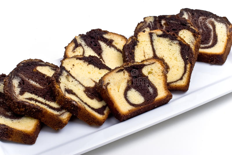 ломтики торта мраморные стоковое фото rf