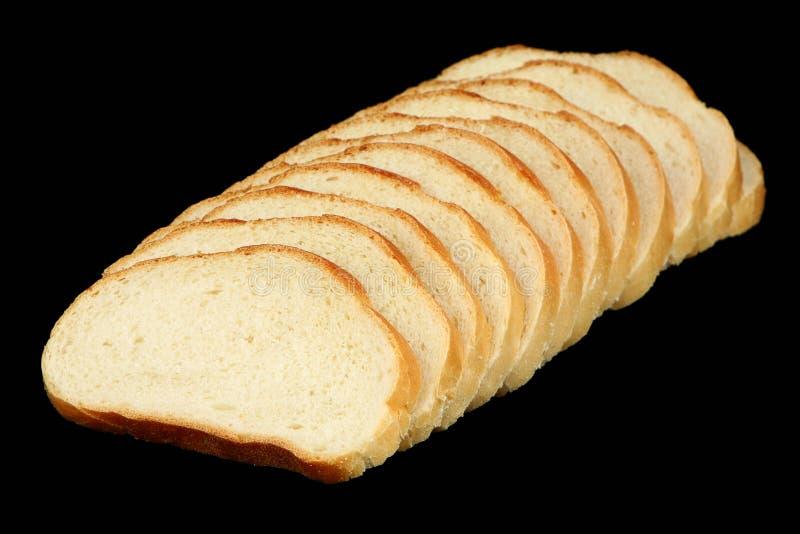 ломтики 12 хлеба стоковое изображение rf