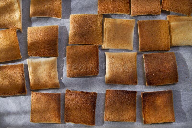 Download Ломтики toasted хлеба стоковое фото. изображение насчитывающей зерно - 41660502