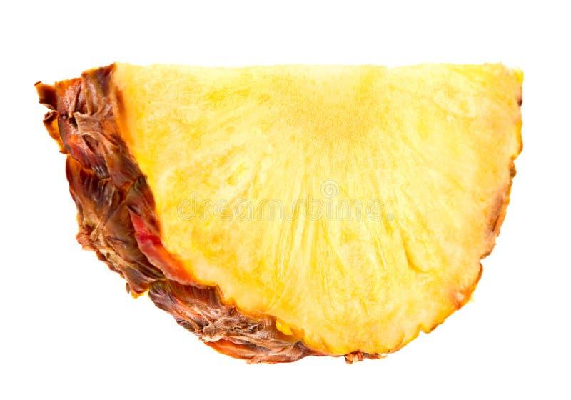 ломтик ананаса плодоовощ стоковые изображения
