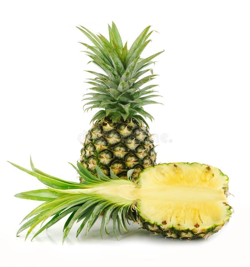 ломтик ананаса стоковое изображение