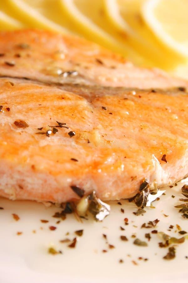 ломтик рыб стоковые изображения rf