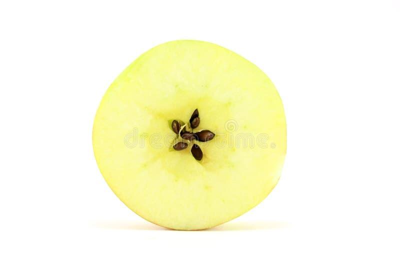 ломтик яблока стоковое фото rf