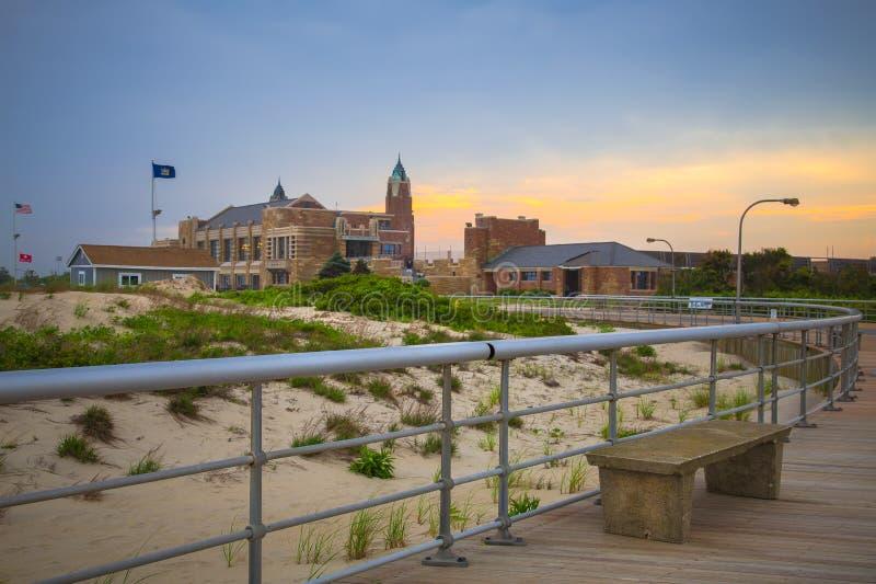 Лонг-Айленд пляжа Джонса стоковая фотография