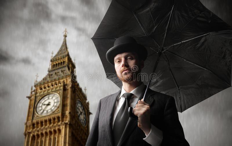 лондонец стоковая фотография