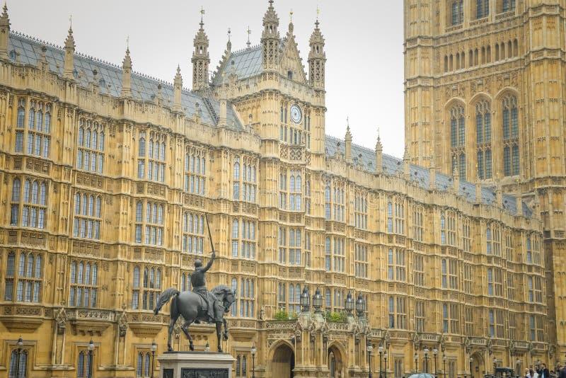 Лондон большой ben, Англия стоковая фотография