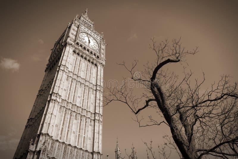 Лондон ретро стоковые фото